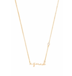 Tawnie & Brina - Squad Necklace