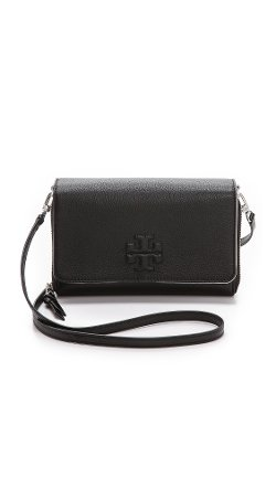 Tory Burch  - Thea Flat Wallet Cross Body Bag