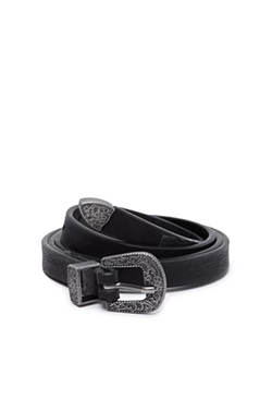 Forever21 - Western Faux Leather Skinny Belt