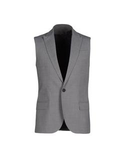 Les Hommes - Wool Vest