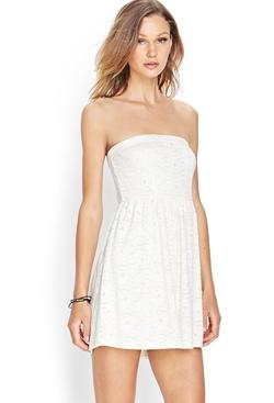 Forever 21 - Crochet Lace Mini Dress