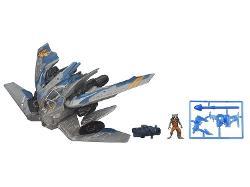 Hasbro - Guardians of The Galaxy Pursuit Spacecraft Wave 02 - Rocket Raccoon Warbird
