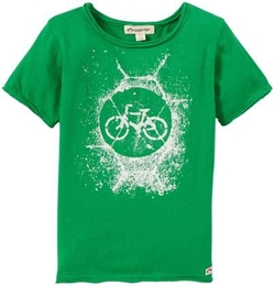 Appaman  - Bicycle Print T-Shirt