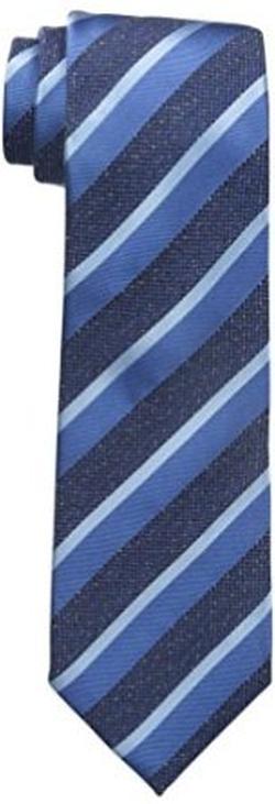 Countess Mara  - Striped Silk Tie
