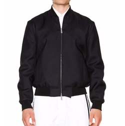 Dsquared2 - Wool/Silk Bomber Jacket