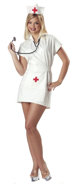 California Costumes - Fashion Nurse Costume