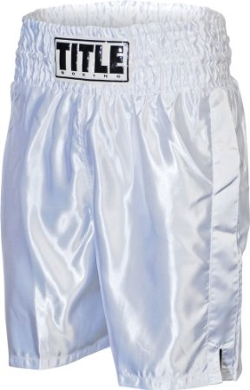 Title Boxing - Classic Stock Boxing Trunks