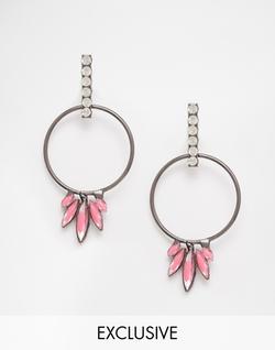 Designsix  - Hoop Earrings