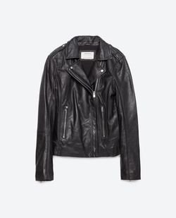 Zara - Leather Jacket
