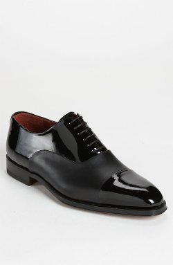 Magnanni - Cesar Cap Toe Oxford Shoes