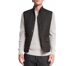 Belstaff - Lightweight Quilted Tech Waistcoat