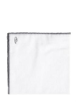 Brioni  - Cotton Muslin Pocket Square