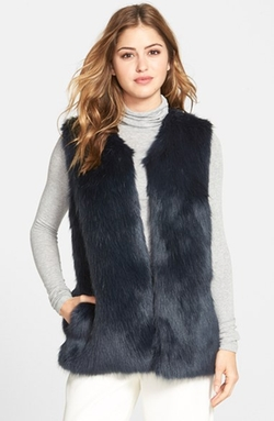 Laundry by Design - Faux Fur Vest