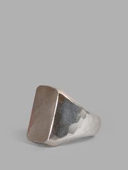 Werkstatt Munchen - Signet Oblong Ring