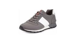 Prada - Leather & Nylon Running Sneakers