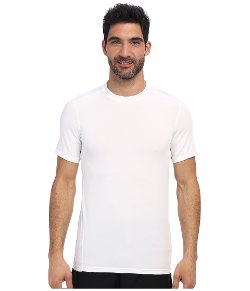 Reebok  - Short Sleeve Nylon Perforated Top
