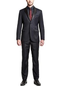 HBDesign - Notch Lapel Tuxedo Suit