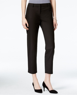 Bar III  - Cropped Skinny Trousers