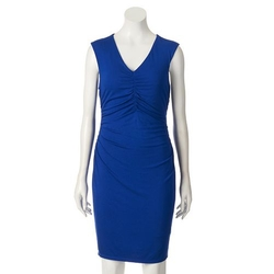 Apt. 9 - Shirred Sheath Dress