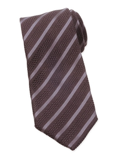Tom Ford - Diagonal-Striped Tie