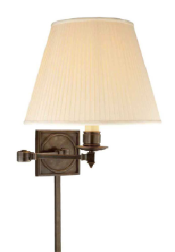 circa lighting - fred swing arm wall lamp