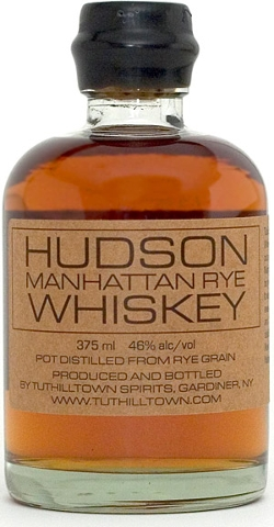 Hudson  - Manhattan Rye Whiskey