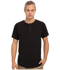 Publish  - Heily Short Sleeve Henley Shirt