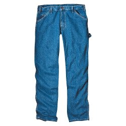 Dickies - Relaxed Straight Fit Denim Carpenter Jeans