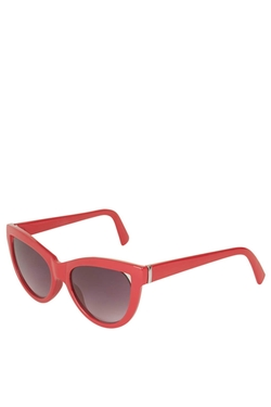 Topshop - Skye Cateye Sunglasses
