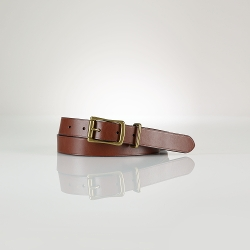 Ralph Lauren - Leather Bedford Belt