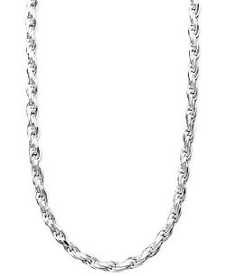 Giani Bernini  - Sterling Silver Necklace