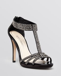 Caparros  - Maddy High Heel Open Toe Platform Sandals