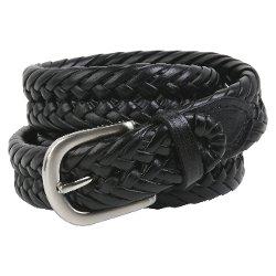 Wrangler - Mens Tubular Braided Belt