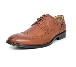 Bruno Marc New York - Oxfords Round-Toe Wingtip Shoes
