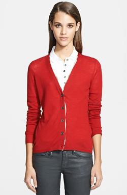 Burberry Brit  - V-Neck Cardigan