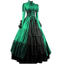 Etosell - Gothic Victorian Dress
