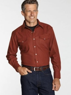 Pendleton  - Fitted Snap-Front Canyon Shirt
