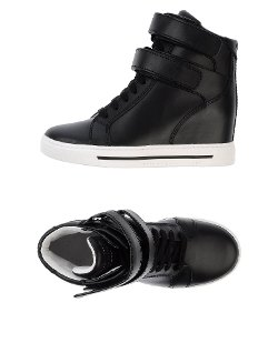 Marc By Marc Jacobs  - Wedge High-top Sneakers