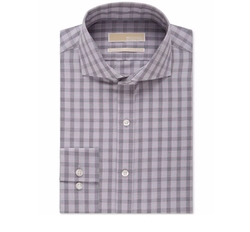 Michael Kors - Plaid Dress Shirt