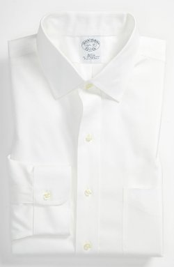 Brooks Brothers  - Slim Fit Non-Iron Dress Shirt