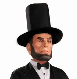 Forum Novelties - Abraham Lincoln Latex Mask
