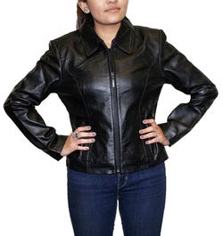 Dona Michi - Genuine Soft Leather Jacket