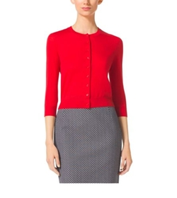 Michael Kors Collection - Featherweight Cashmere Cardigan