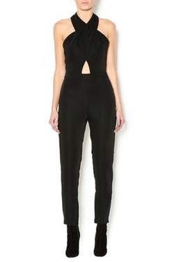 Blvd - Black Jumpsuit
