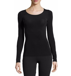 Wolford - Buenos Aires Long-Sleeve Pullover Top