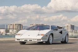 Lamborghini - Countach Coupe