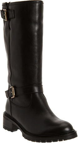 Fendi - Fur Lined Knee Boots