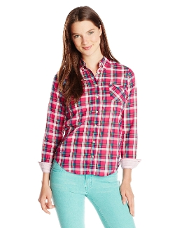 U.S. Polo Assn. - Button Down Plaid Shirt