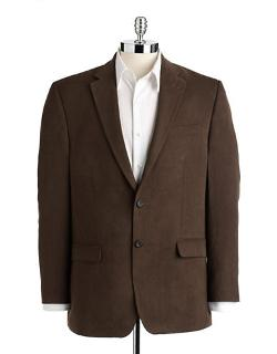 Lauren Ralph Lauren  - Two-Button Suit Jacket