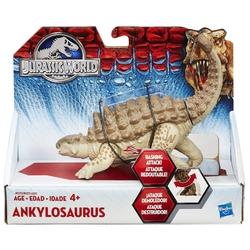 Jurassic Park - Bashers & Biters Ankylosaurus Figure